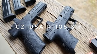 Download CZ-USA P-10S & P-10F First Shots and Walkthrough Video