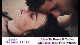 Download 22 Signs Of Twin Flame Recognition - How To Know If You've Met Your True Twin Video
