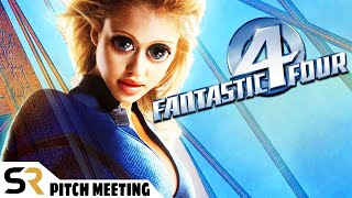 Download Fantastic Four (2005) Pitch Meeting Video