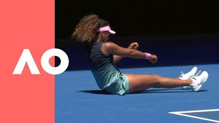 Download 'Are you alright?' No-omi Osaka sees the lighter side | Australian Open 2019 Video