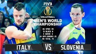 Download Italy vs. Slovenia | Highlights | Mens World Championship 2018 Video