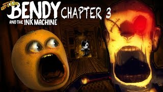 Download Bendy & the Ink Machine - CHAPTER 3: INK MONSTERS! #5 [Annoying Orange SHOCKTOBER] Video