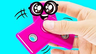 Download The Easiest Way to MAKE A FIDGET CUBE TOY by Slime Sam Video