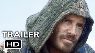 Download Assassin's Creed Official Trailer #3 (2016) Michael Fassbender, Marion Cotillard Action Movie HD Video