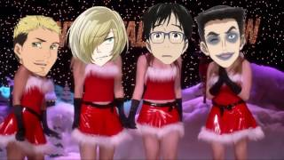 Download ♥Yuri on Ice-Jingle Bell Rock♥ #Crack Video