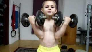 Download Kids workout biceps Video