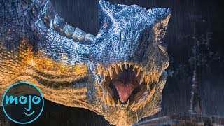 Download Top 10 Scariest Jurassic World Moments Video