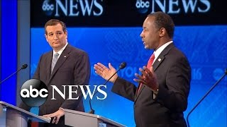 Download Ben Carson, Ted Cruz Respond to Iowa Voting Scandal [Republican Debate Highlights] Video