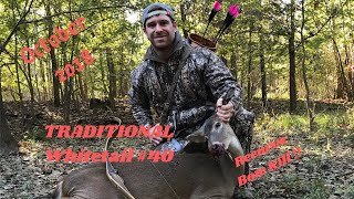 Download Traditional Bow Hunt 2018 ( Recurve Doe) Video