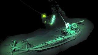 Download La plus vieille épave intacte au monde découverte en mer Noire Video
