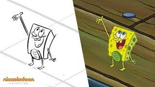 Download ″The Incredible Shrinking Sponge″ Animatic   SpongeBob SquarePants   Nick Animation Video
