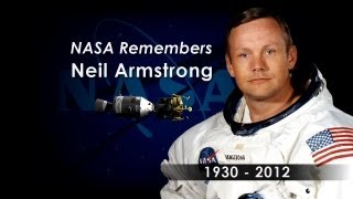 Download NASA Remembers Neil Armstrong Video