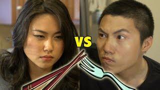 Download Chopsticks vs. Forks Video