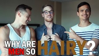 Download Why Are Men So Hairy? ft. DaveyWavey Video