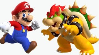 Download Super Mario Run - All Boss Levels & Boss Fights (All Characters) Video