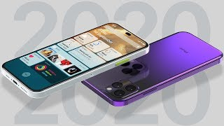 Download 2020 iPhones Excite! Touch ID 3, Best iOS 13 Concept & SE 2! Video