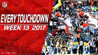 Download Every Touchdown from Week 13 | 2017 NFL Highlights Video
