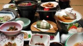 Download Japanese Food 日本の食べ物 Video