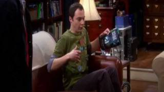 Download The Big Bang Theory: Sheldon Cooper, the cushion situation! Video