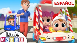 Download Las Ruedas de la Ambulancia del Doctor Bebé Juan | Canciones Infantiles Video