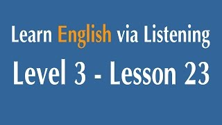 Download Learn English via Listening Level 3 - Lesson 23 - Charles Darwin Video