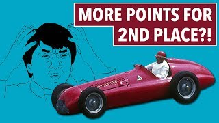 Download 8 Reasons Why F1 Was Weird In The 1950s Video