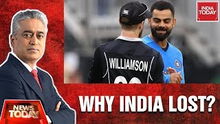 Download World Cup 2019: India Got Its Game Plan Wrong Against New Zealand? | News Today With Rajdeep Video