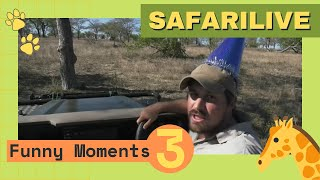 Download Funny moments & bloopers from safarilive compilation part 3 Video