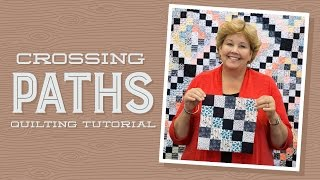 Download Make a ″Crossing Paths″ Quilt with Jenny Doan of Missouri Star! (Video Tutorial) Video