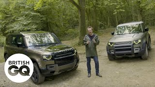 Download The Land Rover Defender 2020 is the single most capable car on the planet | British GQ Video