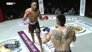 Download BCMMA 18: Joe Harding brutally knocked out while showboating vs Johan Sega Video