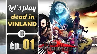 Download [FR] DEAD IN VINLAND gameplay - survie, craft, aventure et rpg - ép 1 (let's play) Video