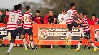 Download U17-MNT vs. Brazil: Field Level Highlights - Dec. 13, 2013 Video