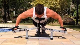 Download Flex Fitness Fixxar - Aparelho para flexões Video