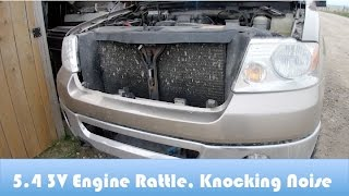 Download Ford 5.4 3V Knock,ticking, rattle Noise Video