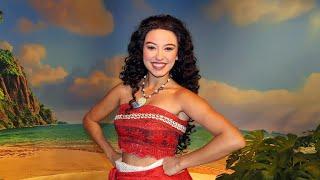 Download Meeting Moana Walt Disney World Disney Studios Video