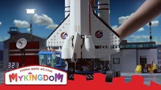 Download Đồ chơi lắp rápLego City Space - Bộ sưu tập Lego Không gian Video