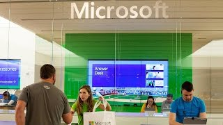 Download Microsoft Copying Apple By Opening Two New Flagship Stores? Video