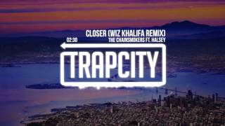 Download The Chainsmokers ft. Halsey - Closer (Wiz Khalifa Remix) Video