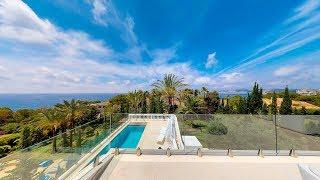 Download 4 Million Euros, a Sublime Sea View Villa for sale near Puerto Adriano Mallorca Video