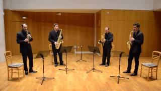 Download Spain. Saxophone quartet - Chick Corea Video
