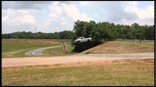 Download Dodge pickup Vault crash testing Video