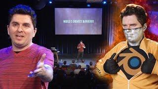 Download Captain Disillusion: World's Greatest Blenderer - Live at the Blender Conference 2018 Video