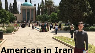 Download American in Iran - Tehran and Shiraz Travel Video