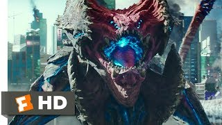 Download Pacific Rim Uprising (2018) - Giant Monsters Attack Japan Scene (7/10) | Movieclips Video