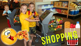 Download Kid Size Shopping at the Cube! Video