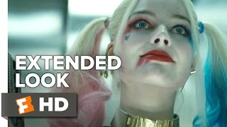 Download Suicide Squad - Harley Quinn Extended Look (2016) - Margot Robbie Movie Video