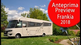 Download Anteprime Camper 2018: Frankia - Motorhome Preview 2018: Frankia Video