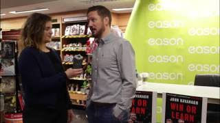 Download 'Win Or Learn' Book Launch : John Kavanagh Video