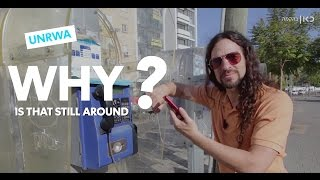 Download Avishai Ivri wonders how come, UNRWA still exists? Video